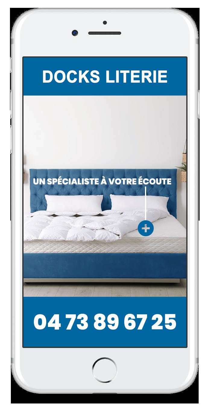 spécialiste du sommeil à Issoire | Docks de la Literie